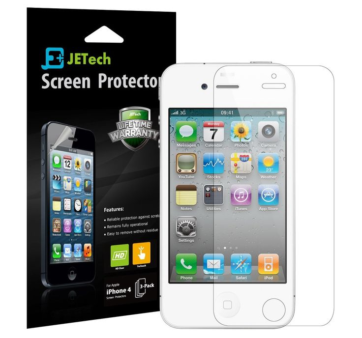jetech screen protector instructions