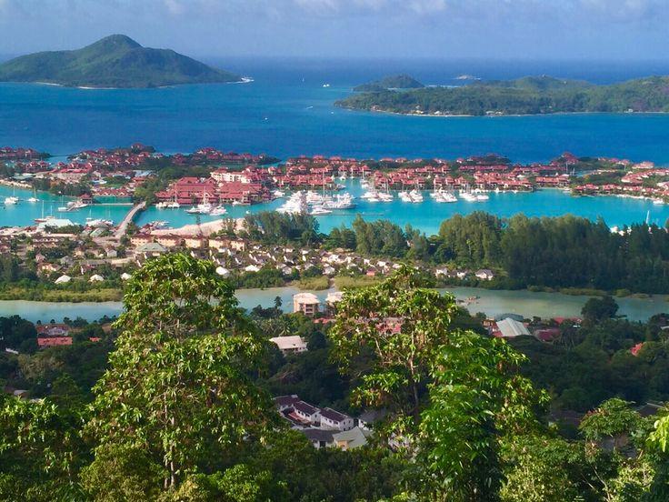 Seychelles. Eden Island