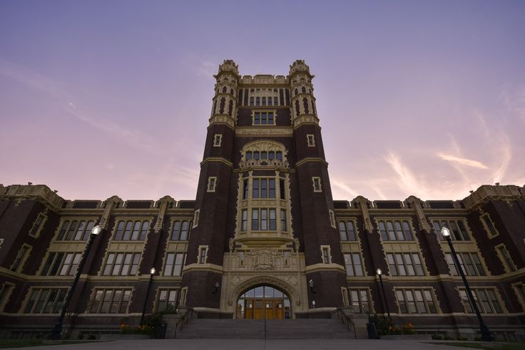 School: Hughes Stem High School / Address: 2515 Clifton Ave. (45219) / Image: Phil Armstrong, Cincinnati Refined / Published: 7.15.17