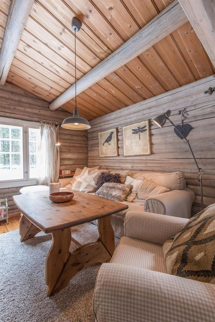 FINN – Eina - Tun med laftet hytte, anneks & uthus. Stor, solrik tomt