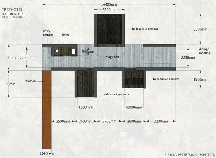 Five Leaf Clover: casa árbol para conferencias en Treehotel