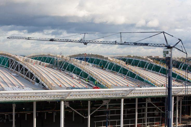 airport roof material - Google 검색