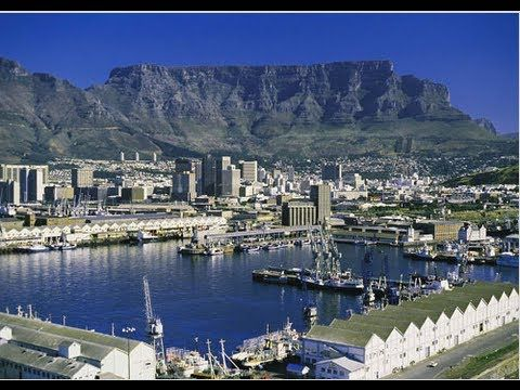 Cape Town South Africa - Video Tour