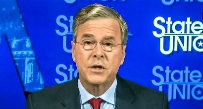Jeb Bush: Only Christians should be allowed refugee status in response to Paris attack