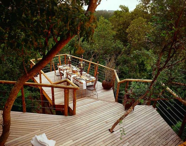 Tsala Treetop Lodge and Villas - Plettenberg Bay, South Africa