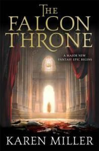 Karen Miller, author of The Falcon Throne, The Prodigal Mage and more, answers Ten Terrifying Questions