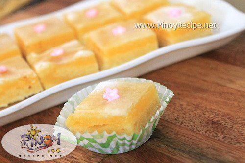 Simple Banana Cake Recipe Filipino Style