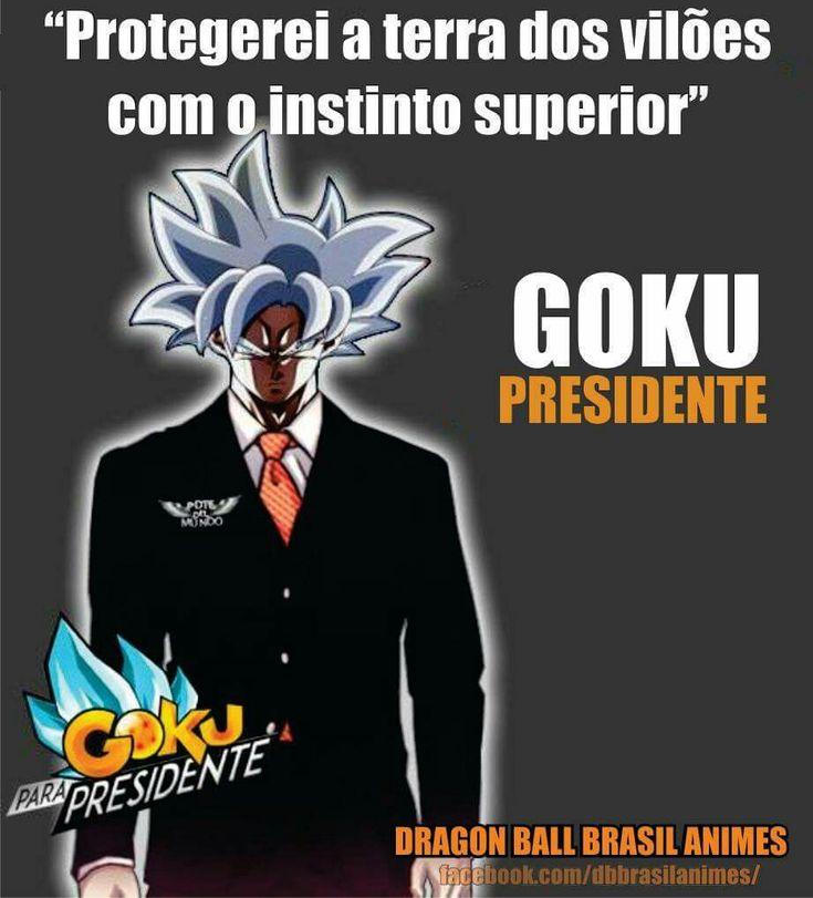 Vote no Goku