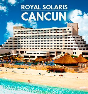 royal solaris cancun all inclusive package by club solaris