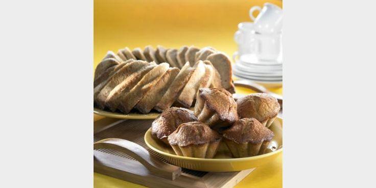 Banaanikakku (tähän reseptiin voisi kokeilla suklaamuruja ja maustamatonta jugurttia kerman tilalle.)