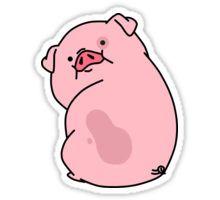 Gravity Falls Waddles Pig Pegatina