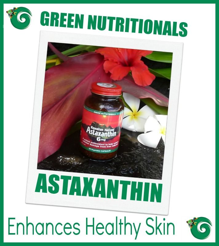 Astaxanthin Enhances Healthy Skin Roslyn Uttleymoore