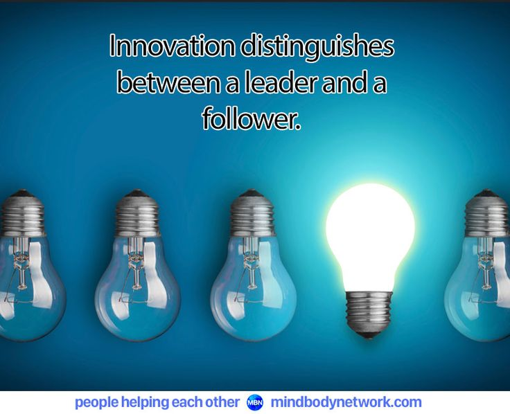 #innovation   #goingforward   #ideas   mindbodynetwork.com