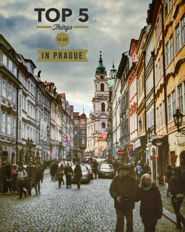 Our family's 5 favorite things to do in Prague
