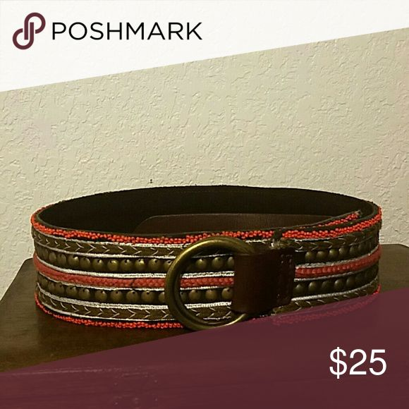 """Lucky Brand Belt 32"""" in great condition. Lucky Brand Accessories Belts"""