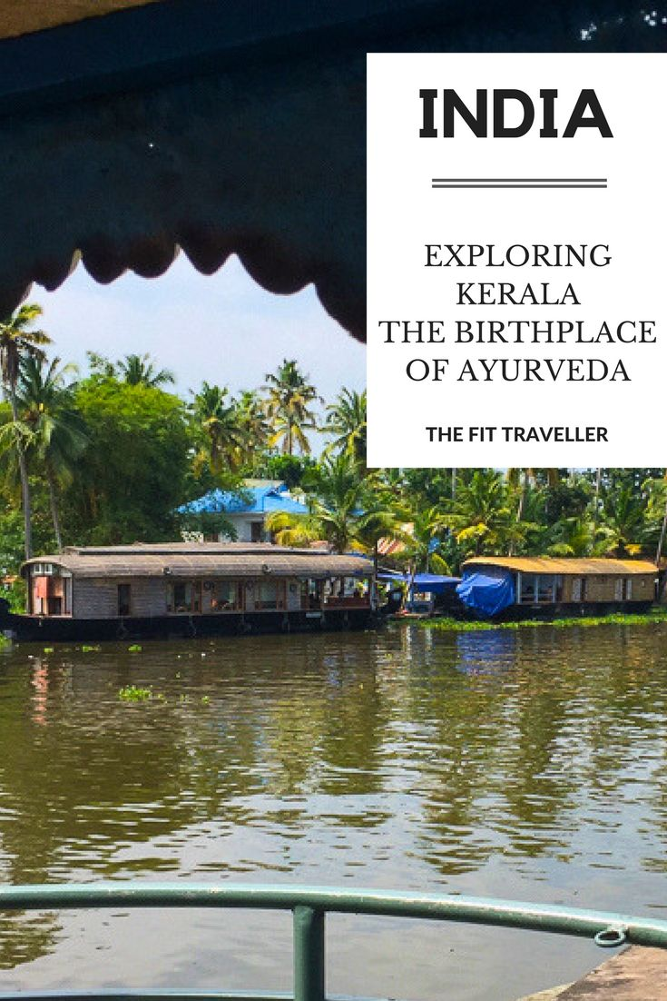 Exploring Kerala, the Birthplace of Ayurveda in India | Kerala is a magical part of India. We discovered the best way to learn more about ayurveda in Kerala, its birthplace and the best yoga retreats in Kerala. ********** Kerala India | Ayurveda Kerala | Yoga Retreats India | Yoga Teacher Training India | Houseboats in Kerala | Kerala Packages | Things to do in Kerala | What to do in Kerala | Trekking Munnar | Munnar | Ayurveda India | Kerala Beaches |