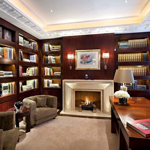 ぬくもりある暖炉を現代住宅に Homify Home New Homes For Sale Luxury Homes
