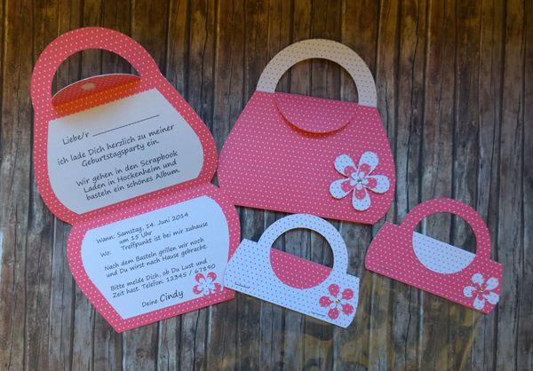 oltre 25 fantastiche idee su einladung kindergeburtstag basteln, Einladung