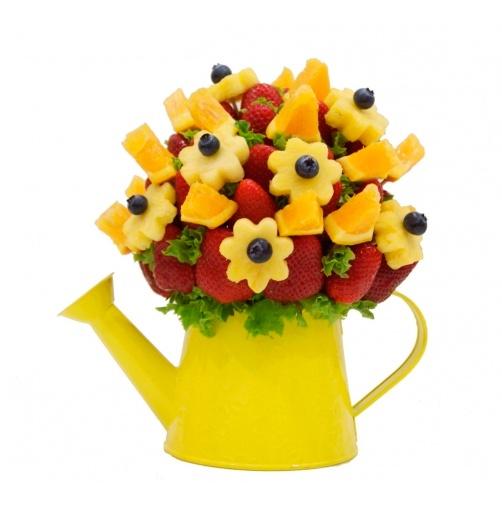 """Lluvia de Frutas"" | Fresa, naranja, piña y arándanos | 35 €uros | @Fruristeria"