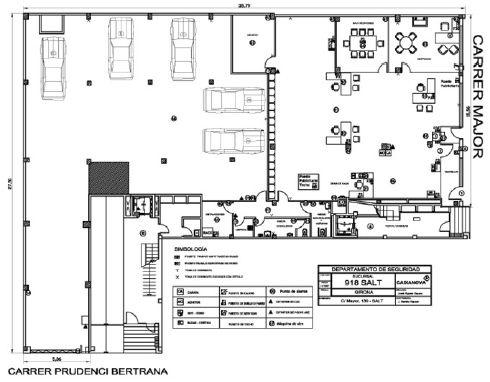 SALT. GIRONA  DISPONIBLE EN VENTA O ALQUILER   Local Comercial ubicado en C/ Major, 139, la calle principal de la población (tras el Ayuntamiento), en un entorno plenamente consolidado y con distintos servicios públicos y privados.    SUP. TOTAL: 640 m2    SUP. BAJA: 640 m2    FACHADA PPAL: 15,50 m    FACHADA SECUNDARIA: 5,30 m + info: info@fomenti.com