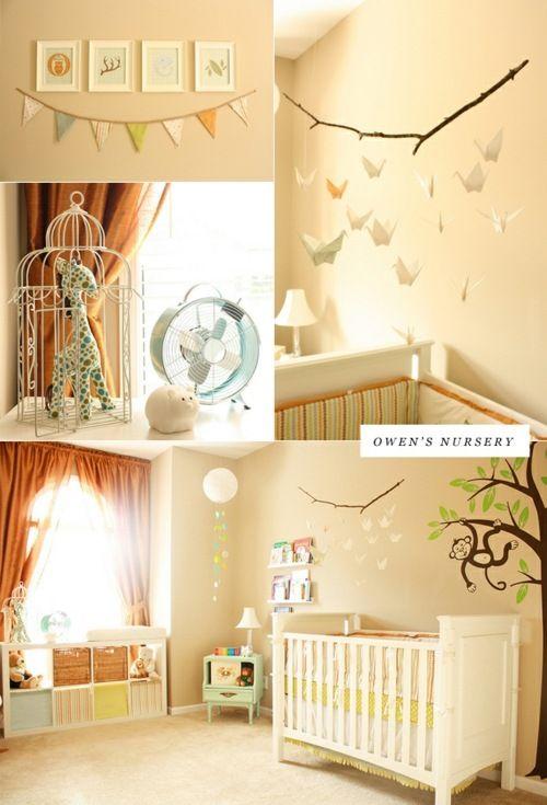 """Über 1.000 Ideen zu """"Neutrale Babyzimmer auf Pinterest ..."""