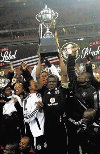 Pirates win Carling Cup   http://yomzansi.com