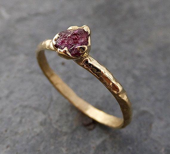 Schmuck ring rubin