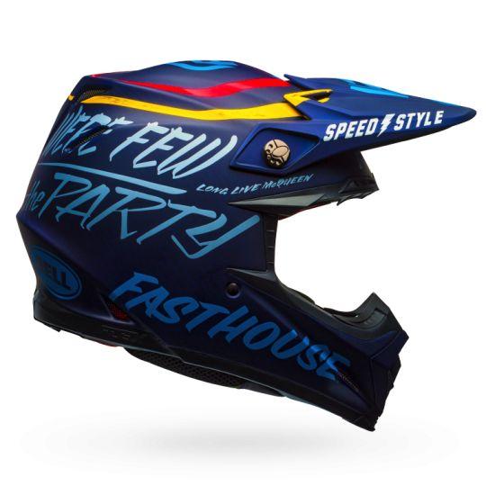 Bell Moto-9 Carbon Flex Supercross and Motocross Helmet