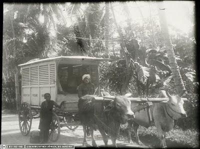 DELI KRANKENWAGEN PADANG BOELAN (Ambulan di Padang Bulan)_1926