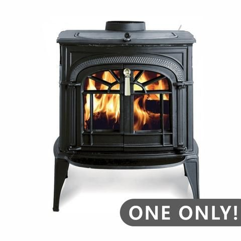 Reduced In Sale Vermont Castings Intrepid 2 Black Cast Iron Stove 1065 00 Ex Display Unused With A Ful Woodburning Stove Fireplace Wood Burning Stove Wood