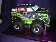 monster truck cake pops - Google Search