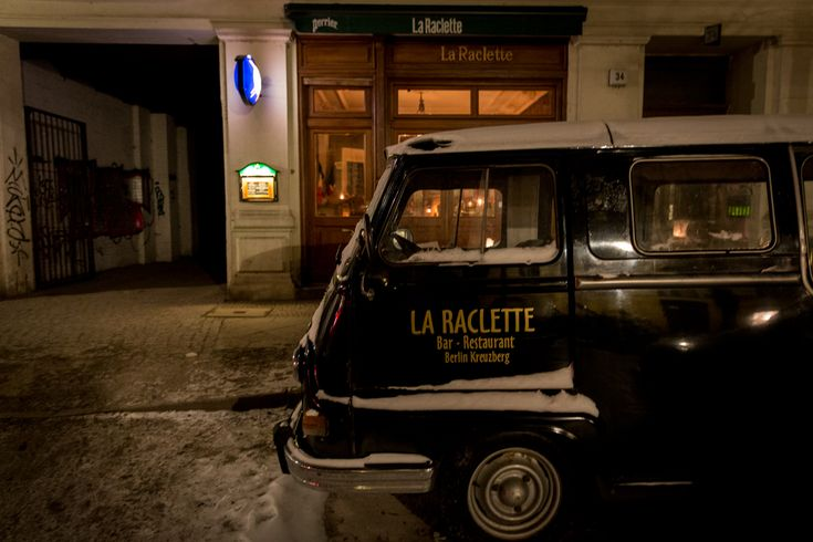 40 DAYS OF EATING #22 – La Raclette by Sara Chahrrour