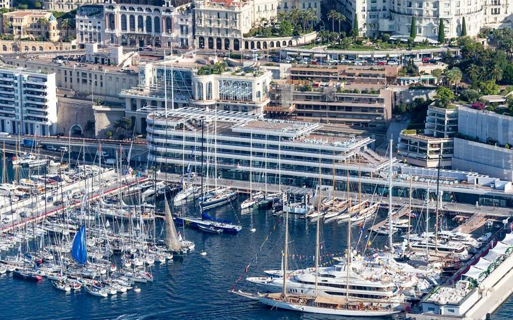 Yacht Club de Monaco | Foster + Partners