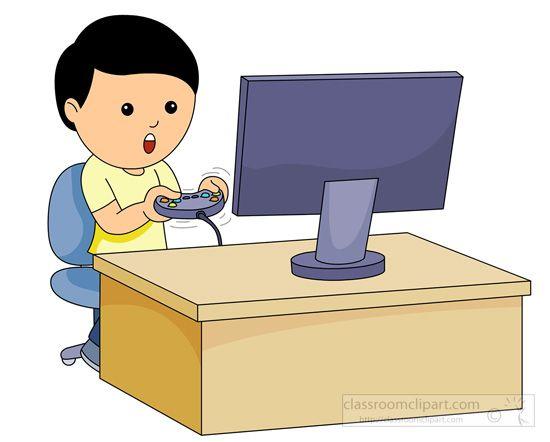 Denne nettsiden har 14 enkle spill for førskolebarn.