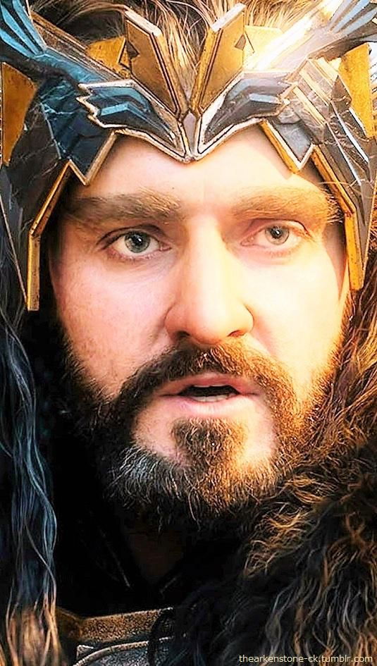 Thorin - King of Erebor, King of my heart | Richard ...