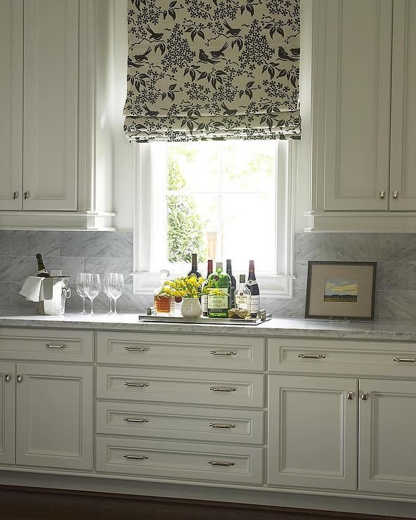 Kitchen Ideas Ivory Cabinets: Beautiful Kitchen Features Ivory Raised Panel Cabinets