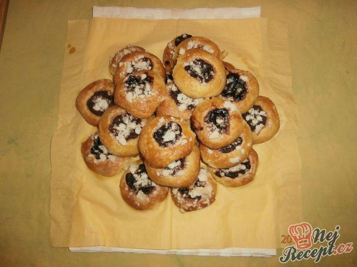 Tradiční moravské koláčky. Hotová mňamka!