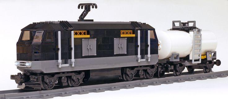 lego cargo train box - Google Search