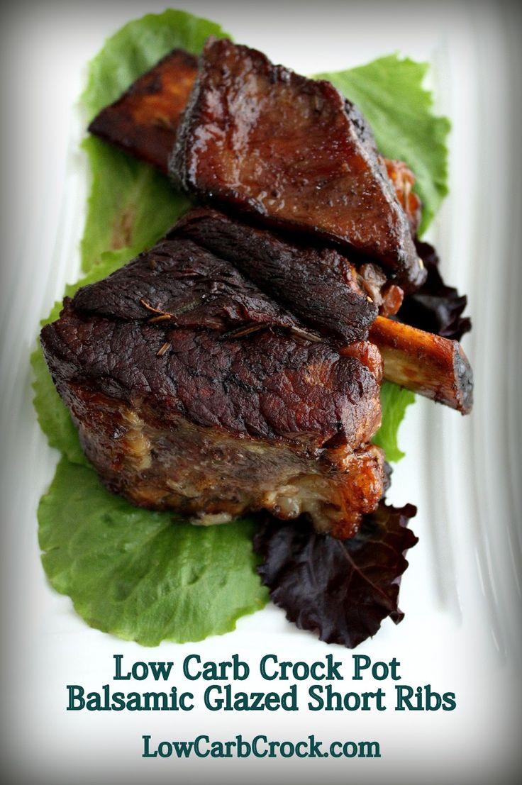 beef crock pot beef tenderloin recipe with balsamic glaze crock pot ...