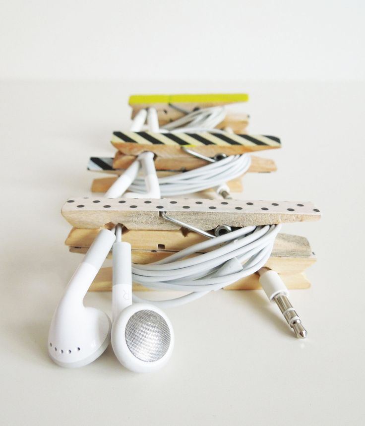 Schön 5 Easy And Adorable Ways To Organize Your Cords