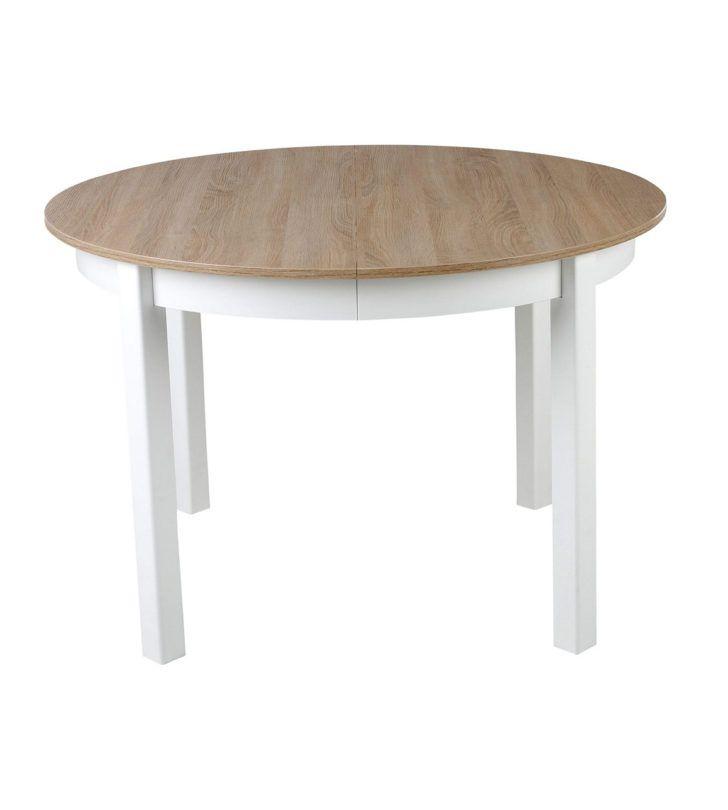 Renijusis Page 4 Table A Manger Bois Bahut Pas Cher De Chevet Alinea Meuble Blanc Laque Double Vasque 120 Cm Table Furniture Home Decor