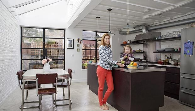 How a grim Victorian terrace in Peckham became a much-loved family home | Interiors | Home & garden | Homes and Property