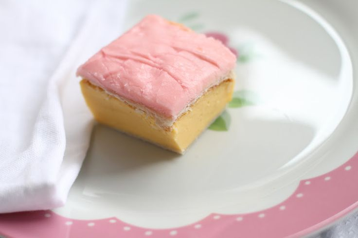 make it perfect: .Thermomix Cooking: Vanilla Slice.
