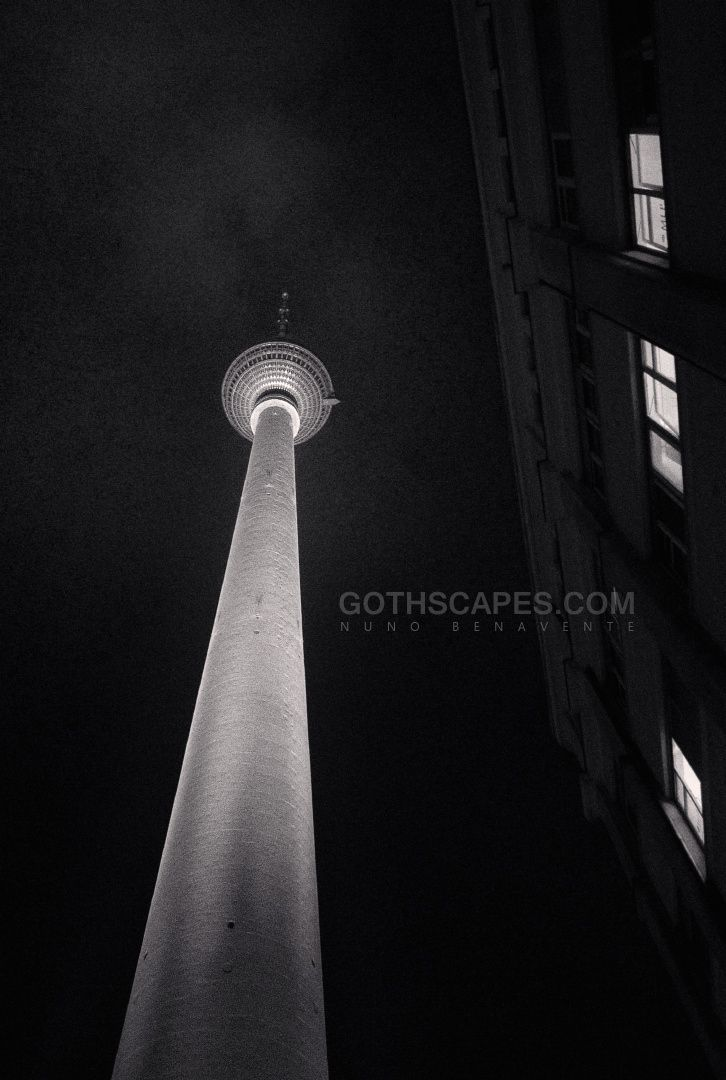 Photograph Fernsehturm by Nuno Benavente on 500px