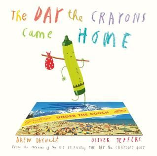 #GoodreadsChoice Best Picture Book of 2015: The Day the Crayons Came Home