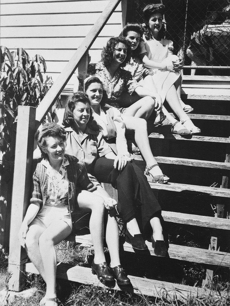 War Brides - America in WWII magazine