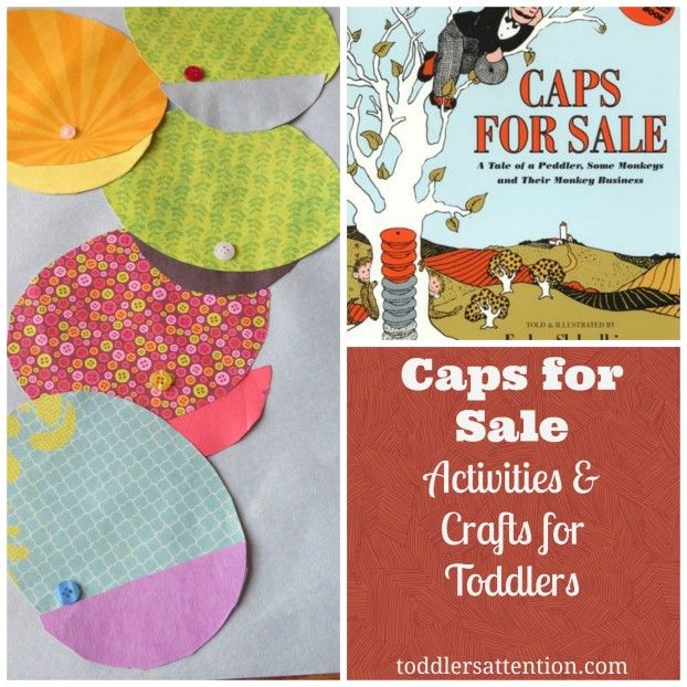 1000 images about caps for sale prek literacy on