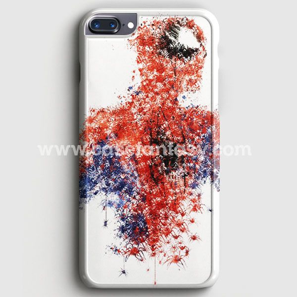 Spider-Man,Venom Venom Spiderman Marvel Comics iPhone 7 Plus Case | casefantasy