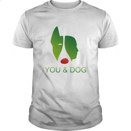 you & dog - #tshirt designs #sweat shirts. ORDER HERE => https://www.sunfrog.com/Pets/you-amp-dog-White-Guys.html?60505