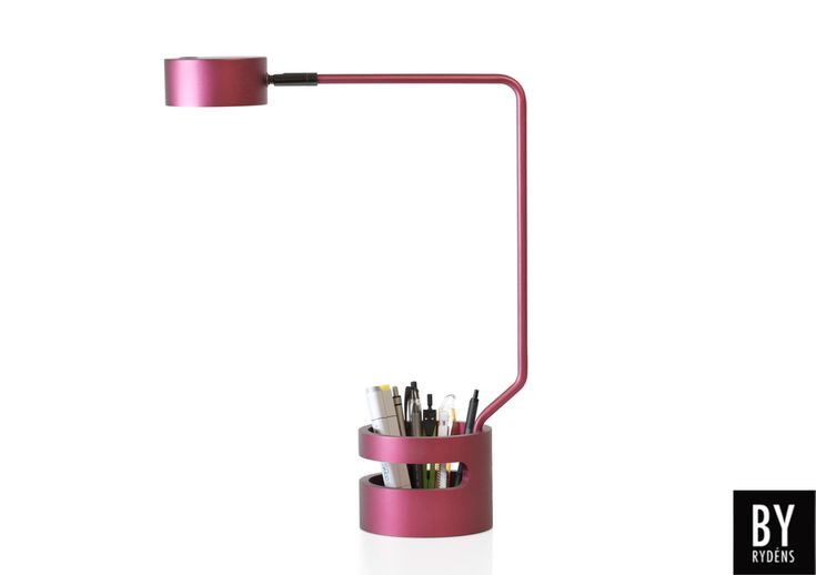 DESKTOP / By PONTUS NY. Table lamp. 2012. Sweden. For By Rydéns.